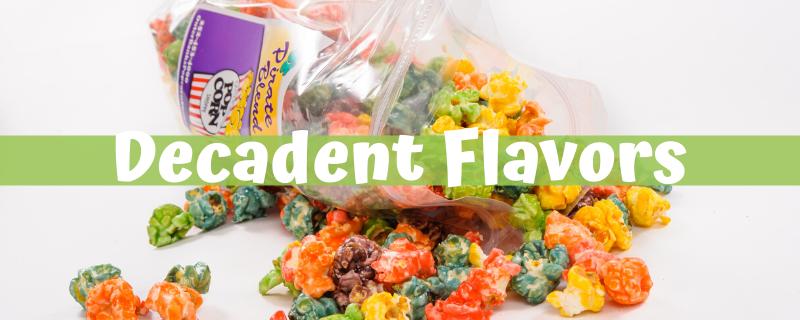 Decadent Flavors