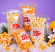 Cheddar Lovers Gift Pack  4 of our top-selling cheddar flavors: Cheddar, White Cheddar, Jalapeno Cheddar and Cheesy Ranch