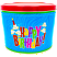 2 gallon Happy Birthday