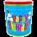3 gallon Happy Birthday