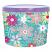 2 Gallon Flower Gift tin