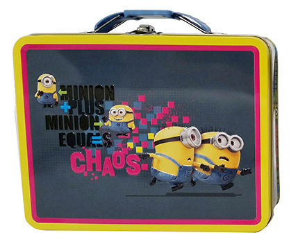 Minion Lunchbox - A