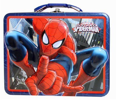 Spiderman Lunchbox - A
