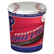 3 Gallon Philadelphia Phillies Tin