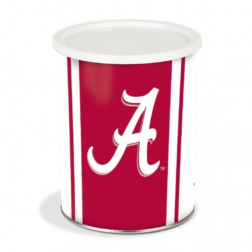 1 Gallon University of Alabama Tin