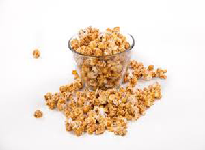 Cinnamon Twist Flavored Popcorn