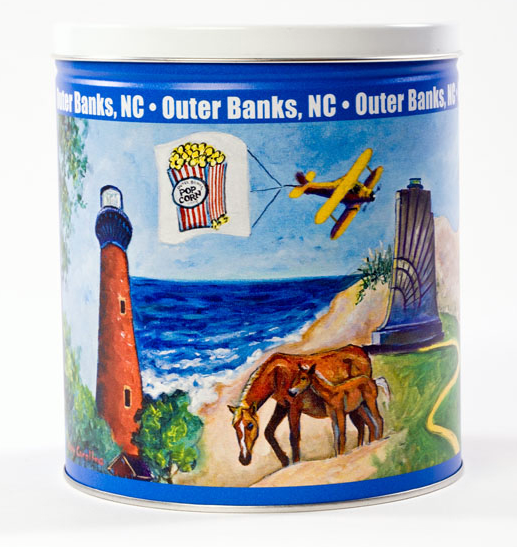1 Gallon Outer Banks Tin