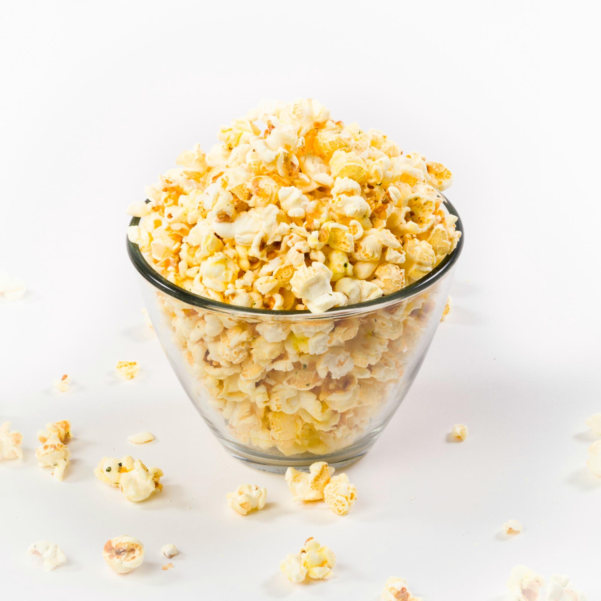 Dill Flavored Popcorn
