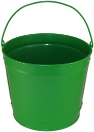 2 Gallon Green Bucket