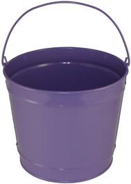 2 Gallon Purple Bucket