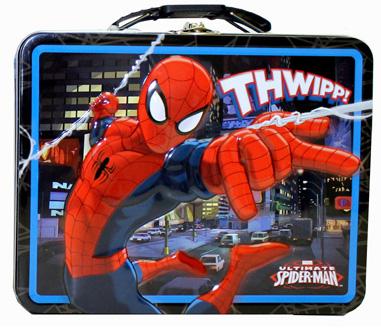 Spiderman Lunchbox - B