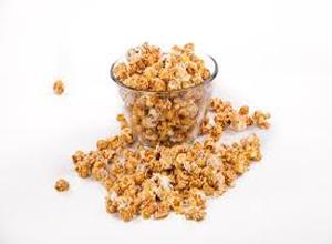 Cinnamon Twist Flavored Popcorn