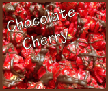 Chocolate Covered Cherry Popcorn
