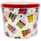 2 Gallon Gifts Tin
