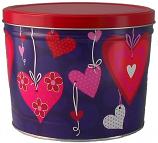 2 Gallon Valentine Tin
