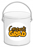 1 Gallon Grad Tin