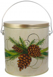 1 Gallon Festive Pine Tin
