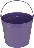 2 Gallon Purple Bucket