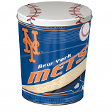 3 Gallon New York Mets Tin