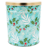 3 Gallon Winter Charm Tin
