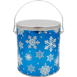 1 Gallon Flurries Tin
