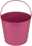 2 Gallon Pink Bucket
