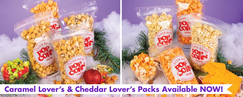 Delicious Gourmet Popcorn - Handmade and shipped to order